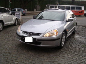 Honda Accord 3.0 V6 Ex-l At