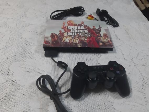 Playstation 2 Via Usb (pen Drive De 32gb),sem Leitor Via Opl