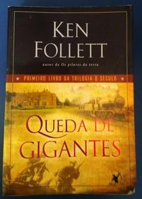 Livro Queda De Gigantes - Ken Follet - Semi Novo