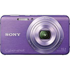 Câmera Digital Sony Cyber-shot 16.1mp