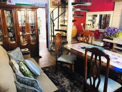 Casa Com 2 Dormitórios À Venda, 58 M² Por R$ 215.000 - Jardim Enseada - Guarujá/sp - Ca1462