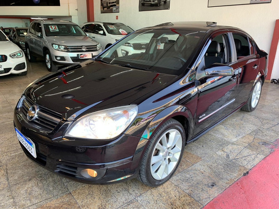Gm Chevrolet Vectra 2.0 Elite 2008 Teto+multimídia