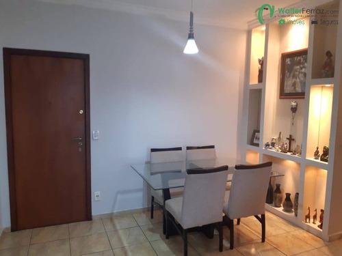 Imagem 1 de 15 de Apartamento À Venda No Bairro Do Embaré  2 Dormitórios 1 Suíte Com Lazer - 2340
