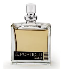 Portiolli Gold Colônia Desodorante Masculina 25 Ml