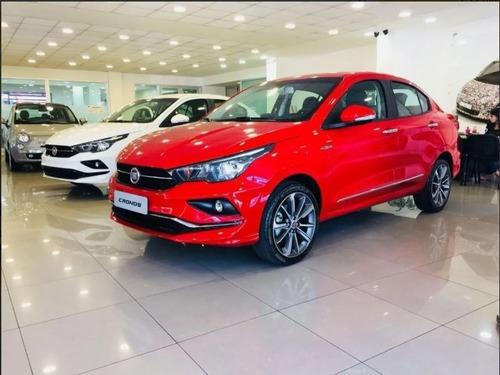 Fiat Cronos 2021 Retiras Con $115.000 Y Cuotas O Tu Usado E