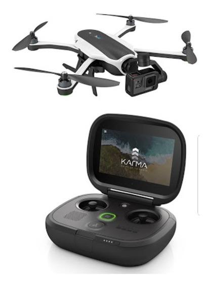 Drone Gopro + Mochila (karma Drone)