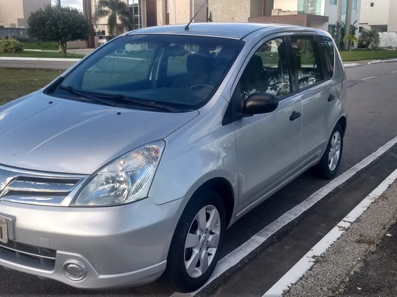 Nissan Livina 1.6 Flex 5p