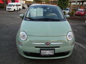 Fiat 500 1.4 3p Trendy L4 Man Mt 2015***flamantisimo***