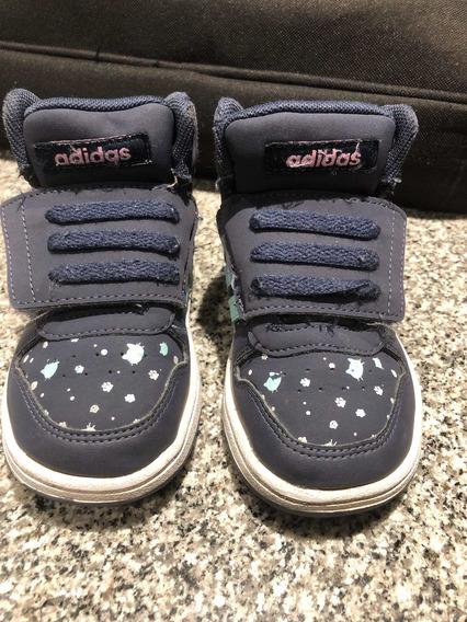 Zapatillas Botitas adidas Impecables Nena Nene