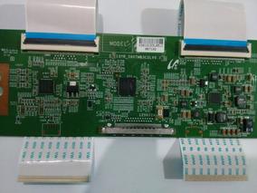 Placa T-con Com Flats Toshiba Dl4844 13yr-s60tmb3c2lv0.1