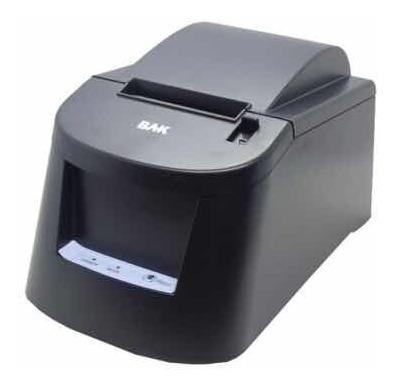 Mini Impressora Termica Bak - Bk033 - 58mm/90mm - Bluetooth