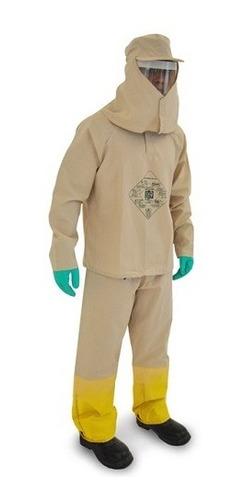 Imagem 1 de 1 de Roupa Proteção Epi Pulverização Inseticida Agrosilver