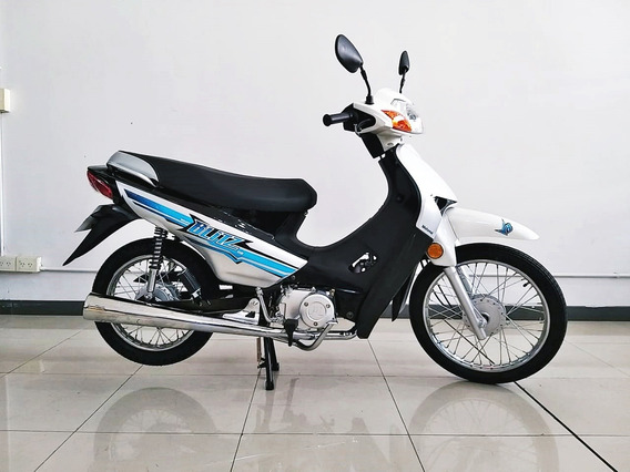 Motomel Blitz 110 Base V8 0km 2020 Financiación Dni 100%