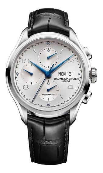 Reloj Baume & Mercier Clifton Cronografo 10123 Automatico