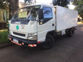 Camión Jmc N900 Con Caja De Hierro Reforzada; Carga 4500 Kgs