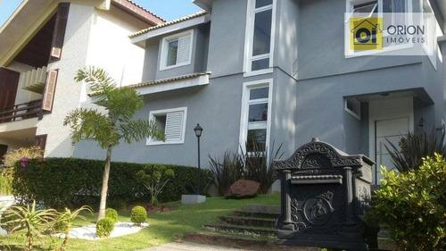 Casa Com 4 Dormitórios À Venda, 550 M² Por R$ 1.750.000,00 - Morada Dos Pássaros - Barueri/sp - Ca0730