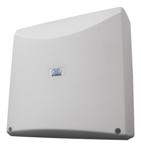Imagen 1 de 4 de Central Alarma Casa 8 Zonas N8 Mpxh X28 Alarmas