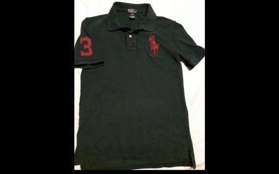 Camisa Polo Ralph Laurent Talla 14-16 No Nautica Hilfiger