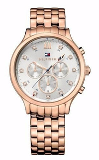 Reloj Tommy Hilfiger 1781611 Mujer Agente Oficial