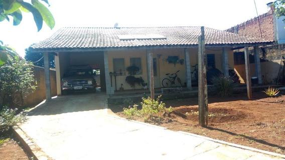 Chácara Com 3 Dormitórios À Venda, 1270 M² Por R$ 330.000,00 - Chácara Santa Felicidade - Mogi Guaçu/sp - Ch0464