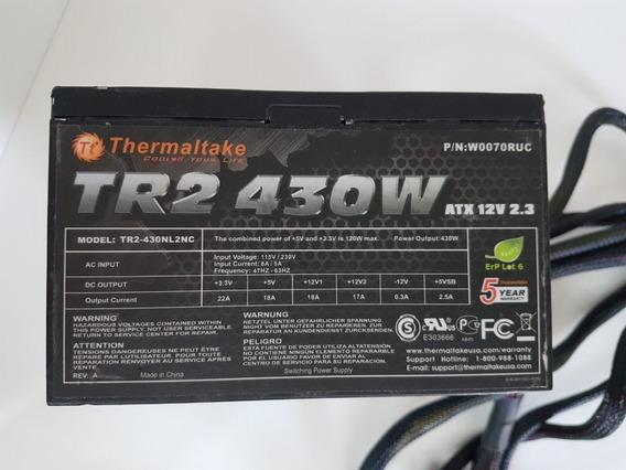 Fonte Thermaltake Tr2-430 430w (leia O Anúncio)