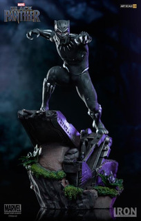 Iron Studios Black Panther Bds