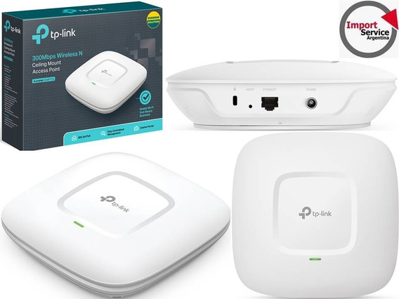 Access Point Tp-link Eap115 /300mbps Wirelessn Ceiling Mount