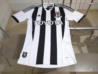 Camisa adidas Oficial Time Futebol Besiktas Turquia