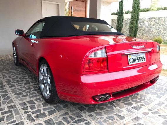 Maserati Spyder 4.2 V8 Cc 390cv 2004