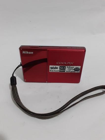 Camera Nikon Coolpix S70