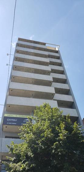 Departamento Venta Monoambiente Grande Balcón Frente Estrenar Cordoba 4000 - Rosario