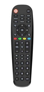 Control Remoto Led Universal Tv Dvd Receptor Audio 6 Disp