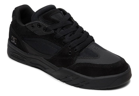 Zapatillas Dc Shoes Mod Maswell Negro Negro Coleccion 2020