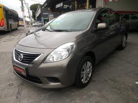 Nissan Versa Sv 1.6 2014 Completo Flex