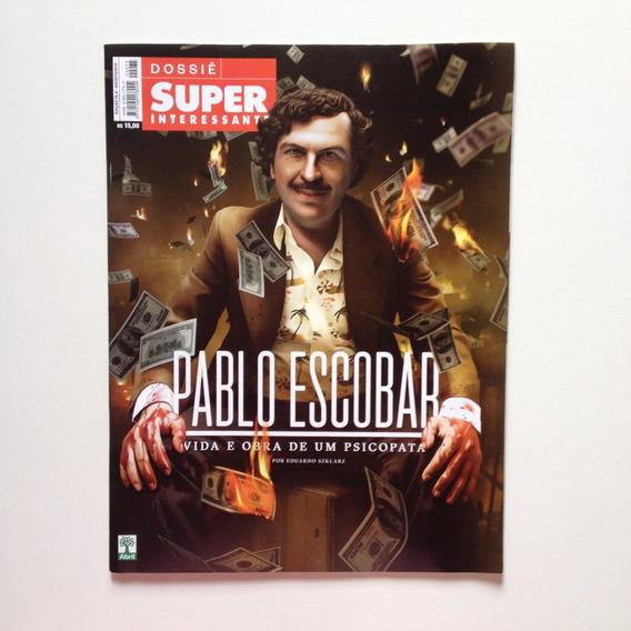 Revista Super Interessante Dossiê Pablo Escobar Nº75
