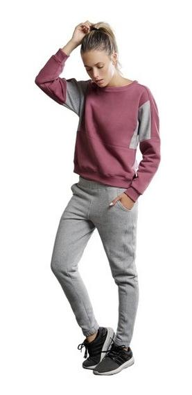 Pantalon Frizado Con Recorte Y Puño Darling Art. 2731