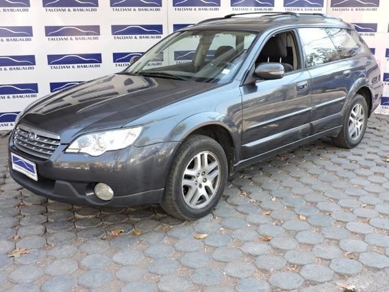 Subaru Outback 2.5 I Awd At Bencina Sunroof 2008