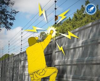 Cercos Electricos Zona Sur Monte Grande Ezeiza Canning