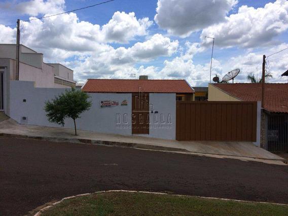 Casa Com 2 Dorms, Jardim São Marcos I, Jaboticabal - R$ 370 Mil, Cod: 1722241 - V1722241