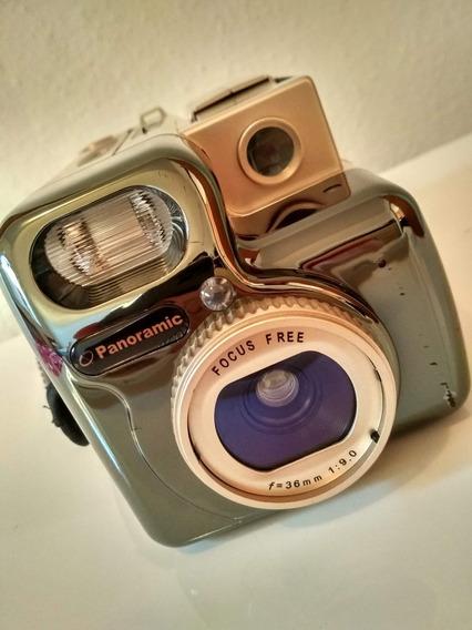 Câmera Analógica Panasonic Panoramic Importada