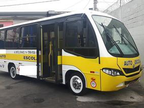 Micro Ônibus Ibrava Auto Escola 7.20 Mts So 699900