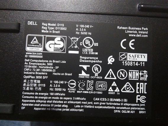 Desktop Dell Modelo 3050