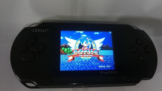 Mega Drive Portátil 106 Jogos Liga Na Tv