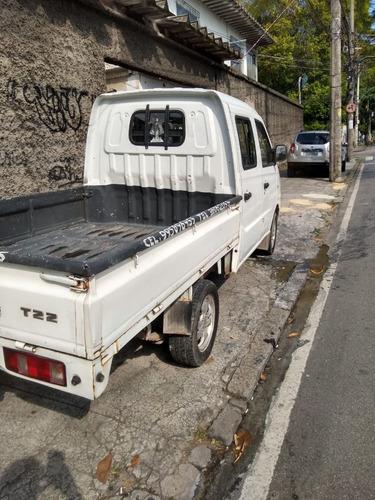 Shineray T22 2014 1.0 Picape Cab. Dupla 4p
