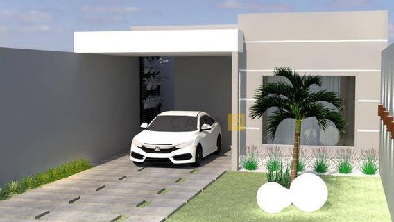 Casa Com 2 Dormitórios À Venda, 97 M² Por R$ 310.000 - Jardim San Marino - Santa Bárbara D