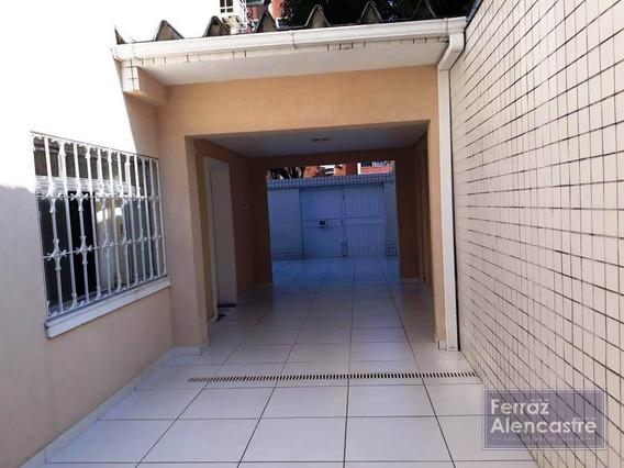 Casa Com 3 Dormitórios À Venda, 186 M² Por R$ 1.200.000,00 - Aparecida - Santos/sp - Ca0013