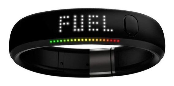 Pulseira Corrida Nike + Fuelband Preta Small