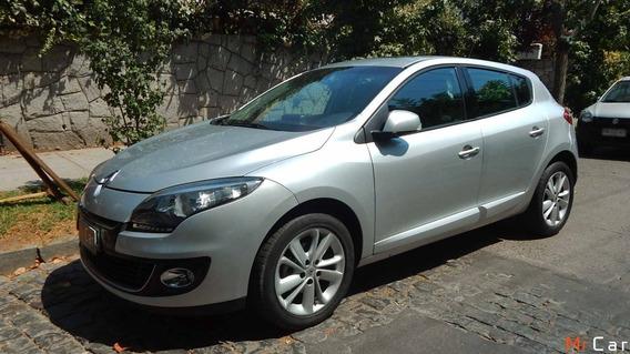 Renault Megane Dynamique 2013