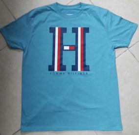 ce937bf3655 Camisetas Tommy Hilfiger - Camisetas de Hombre en Mercado Libre Colombia