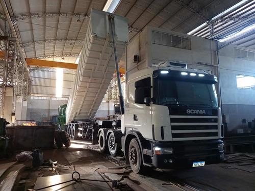 Imagem 1 de 5 de Scania R400